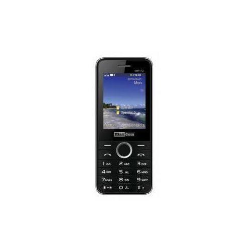 Telefon mm136 czarny marki Maxcom