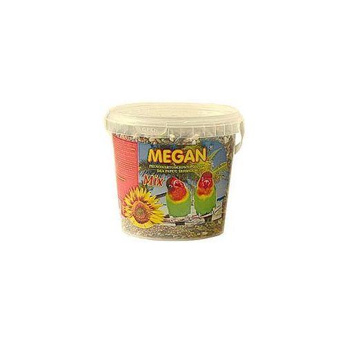 Megan Pokarm dla papug średnich Mix 1L [ME11] (5906485082126)