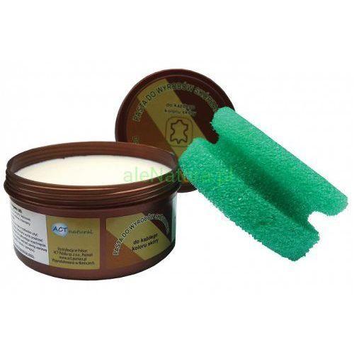 ACT NATURAL pasta do czyszczenia wyrobów ze skóry 220g