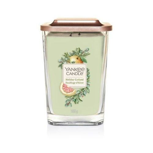 YANKEE CANDLE ŚWIECA ELEVATION HOLIDAY GARLAND 552G, 5038581082462