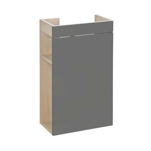 Cersanit smart szafka podumywalkowa 40, front szary s568-023 (5907720671266)