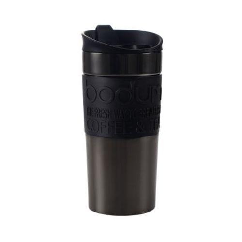 - travel mug kubek termiczny, czarny marki Bodum