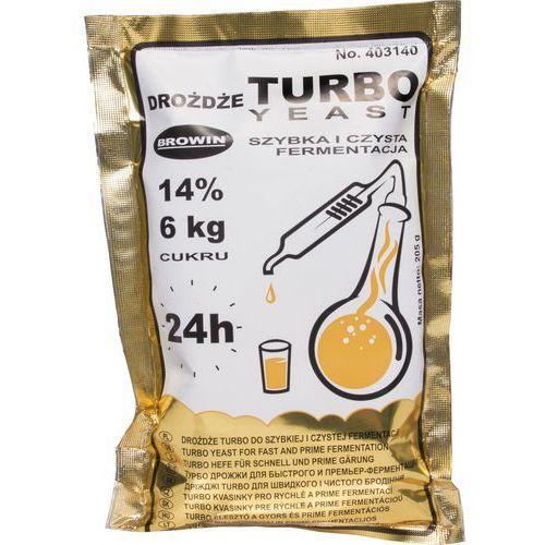 Biowin TURBO 24h drożdże gorzelnicze (5908277702526)