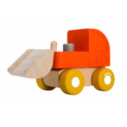 Mini autko-buldożer marki Plan toys