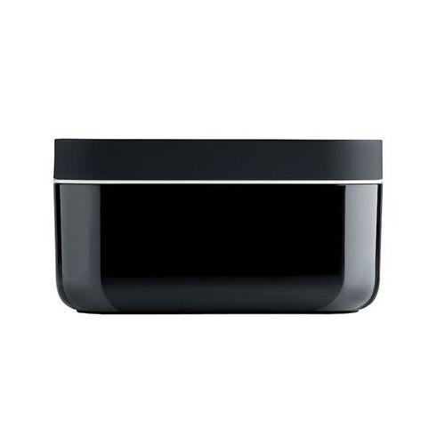 Foremka | Pudełko do kostek lodu Lekue Ice Box 132 kostki czarna