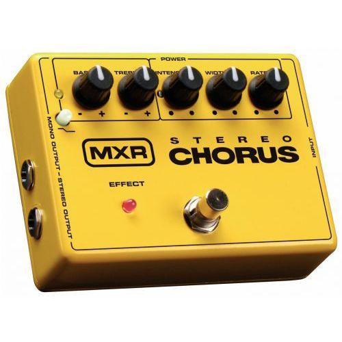 m134 - stereo chorus efekt gitarowy marki Mxr