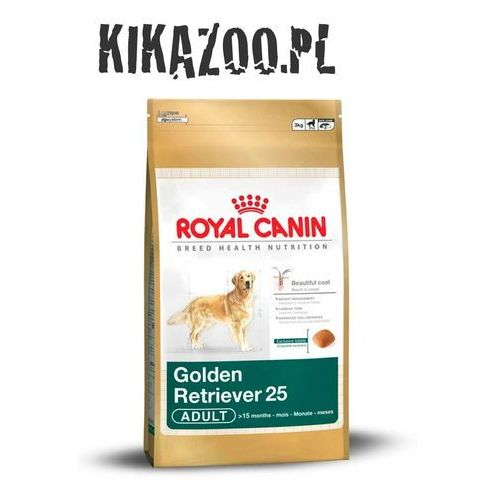 ROYAL CANIN Golden Retriever Adult 12kg z kategorii Karmy dla psów