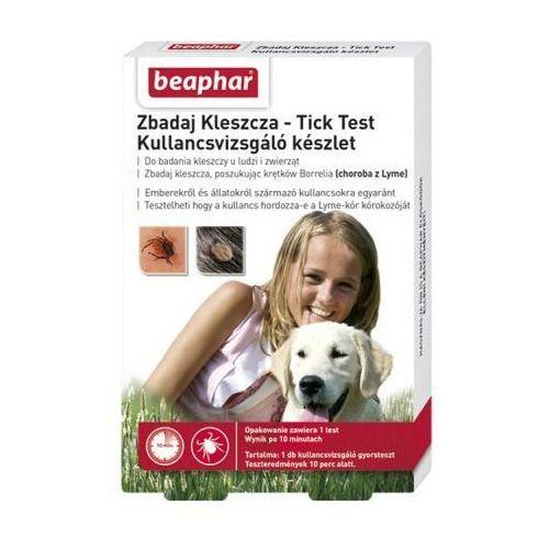 TICK TEST zbadaj kleszcza, 1 test na obecność Borrelia w ciele kleszcza