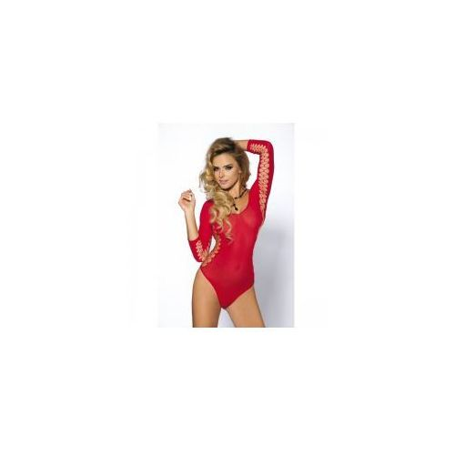Anais Muriel body red l/xl