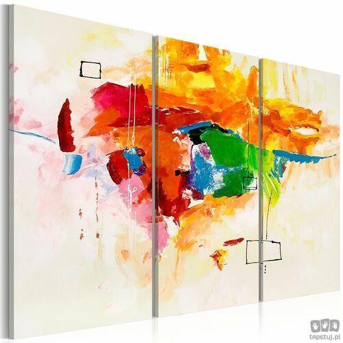 Obraz ręcznie malowany – papuga marki Artgeist