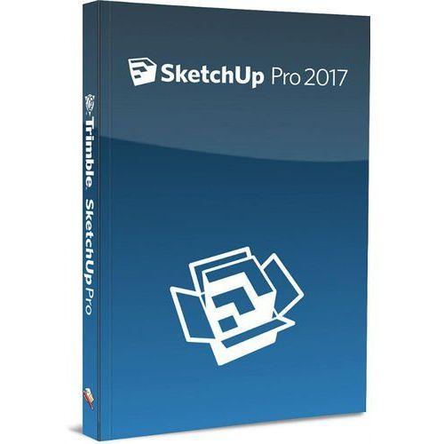 Sketchup Pro 2017 ENG Win/Mac + subskrypcja 3 lata