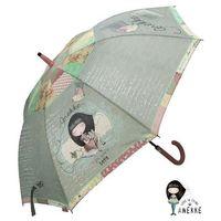 Anekke  parasol - różowy - parasol - różowy