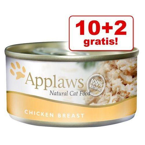 Megapakiet , 24 x 70 g - pierś z kurczaka marki Applaws
