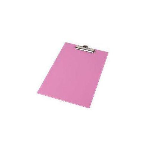 Panta plast Deska a4 focus pastel różowy