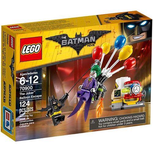 LEGO Batman the Movie, Balonowa ucieczka Jokera, 70900 wyprzedaż