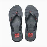 Japonki - switchfoot lx grey/red (grd) rozmiar: 43, Reef