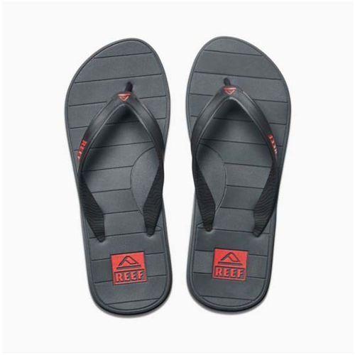 Japonki - switchfoot lx grey/red (grd) rozmiar: 40 marki Reef