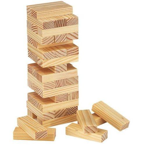 jenga drewniana wysoka (32 cm) marki Albi