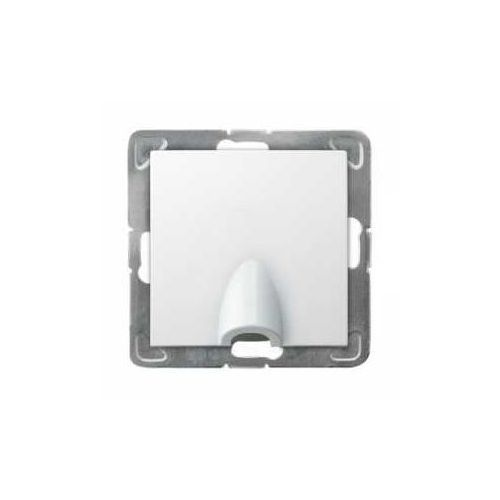 OKAZJA - Ospel impresja gppk-1y/m/00 przyłącz kablowy biały