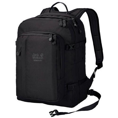 Jack wolfskin berkeley plecak black (4055001741380)