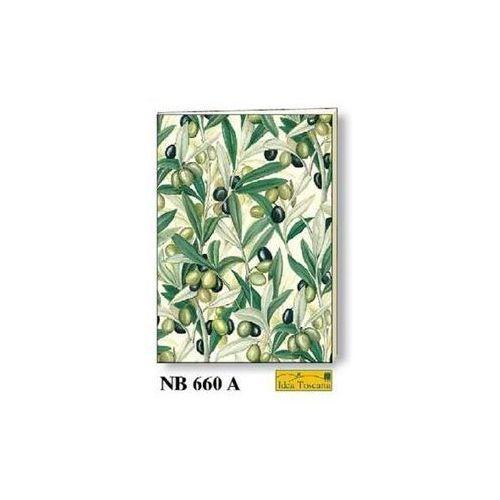 Rossi Notatnik ozdobny a5 64 kartki br nb 660a