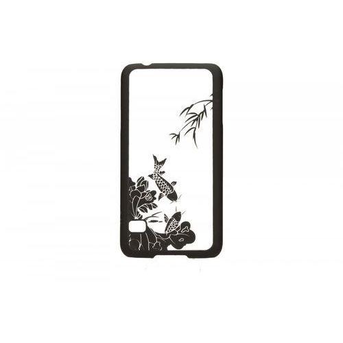 TB Etui Samsung S5 Ryba Koi czarny (Futerał telefoniczny)