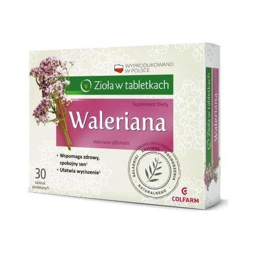 Tabletki Waleriana 30 tabl.