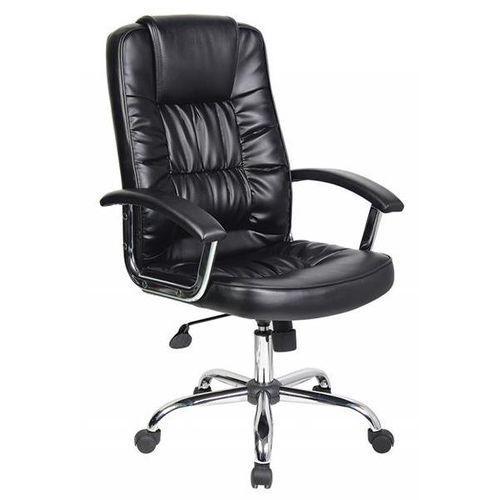 Office products Fotel biurowy cyprus, czarny (5901503679340)