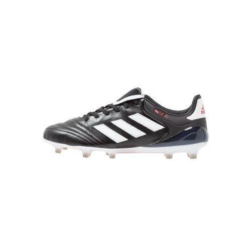 adidas Performance COPA 17.1 FG Korki Lanki core black/white/red - produkt z kategorii- Piłka nożna