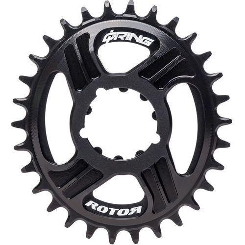 Rotor q-ring mtb sram zębatka rowerowa dm czarny 34 zębów 2019 zębatki przednie