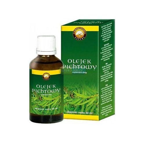 Olejek pichtowy do użytku wewnętrznego 50 ml - produkt farmaceutyczny