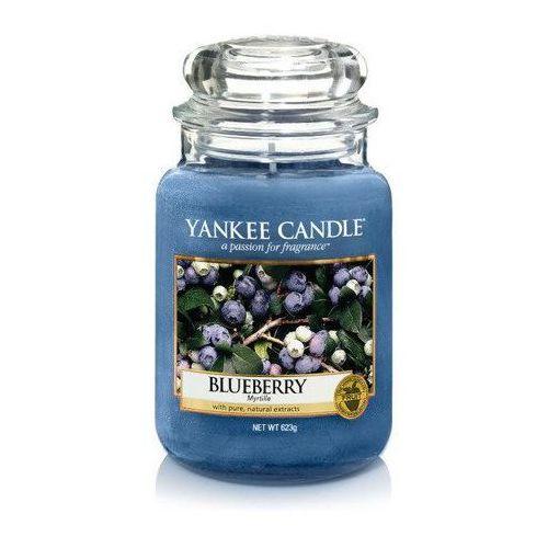 Yankee home Świeca yankee słoik duży blueberry - ysdb1