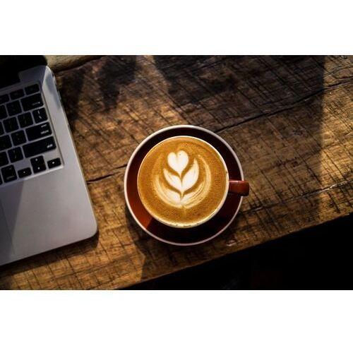 Wally - piękno dekoracji Fototapeta na ścianę aromatyczna kawa fp 4976