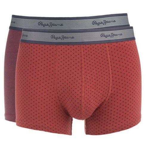 noah boxers 2 piece niebieski czerwony s, Pepe jeans