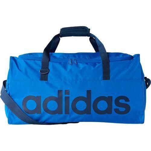 Torba adidas Linear Performance Teambag M AY5490, kolor niebieski