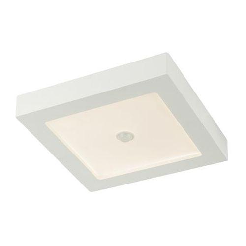 41606-18s - led oświetlenie łazienkowe z czujnikiem svenja 1xled/18w/230v ip44 marki Globo