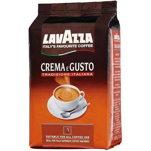 crema e gusto tradizione italiana 1 kg marki Lavazza