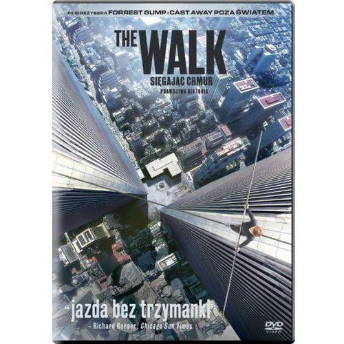 Walk: Sięgając chmur (DVD) - Robert Zemeckis DARMOWA DOSTAWA KIOSK RUCHU