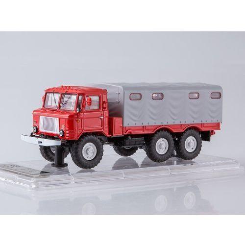 SSM GAZ-34 Flatbed Truck with Tent (4600002000136)
