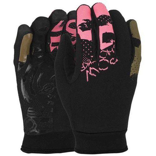 rękawice snowboardow POW - All Day Glove Shocker (Short) (SK) rozmiar: M