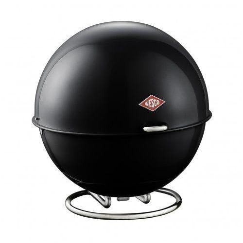 Wesco Superball chlebak/pojemnik czarny 26 cm