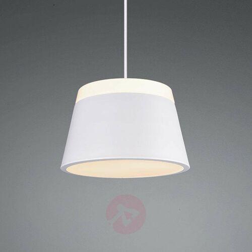 Trio Lampa wisząca leuchten baroness biały, 2-punktowe - dworek/skandynawski - obszar wewnętrzny - baroness - czas dostawy: od 3-6 dni roboczych (4017807425550)