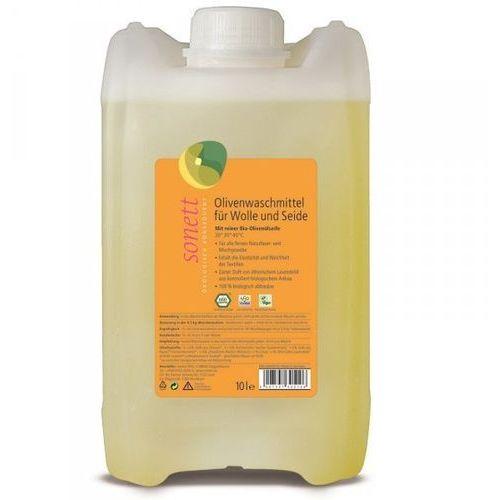 Płyn do prania wełny i jedwabiu z bio-mydłem oliwnym 5 l (4007547304901)