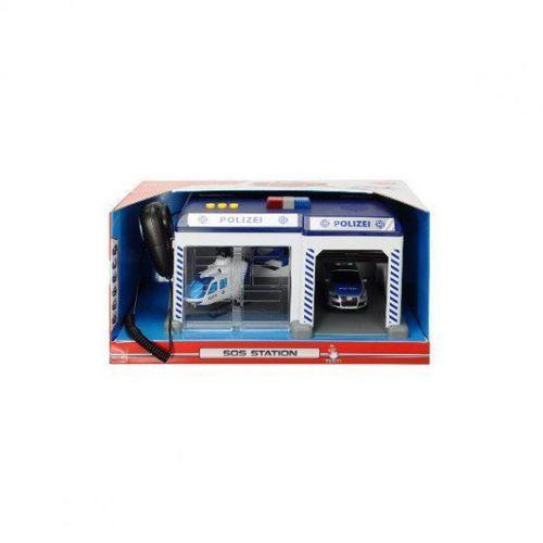 Dickie baza s.o.s. w walizce, policja - darmowa dostawa! (5902002998901)