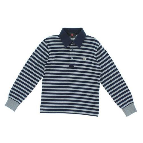 John Richmond Polo T-shirt dziecięcy Niebieski Szary 6 lat, kolor niebieski