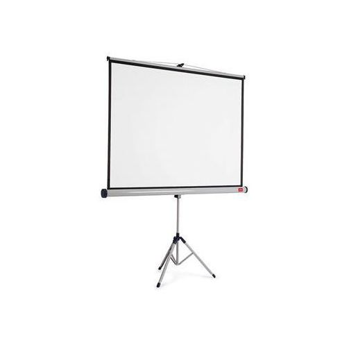 Ekran projekcyjny NOBO, na trójnogu, 4:3,1750x1325mm, biały