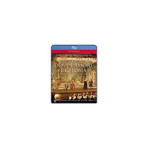 Scarlatti: Dove E Amore E Gelosia, Przedstawienie Z Barokowego Teatru W Czeskim Krumlovie, OA BD7120 D