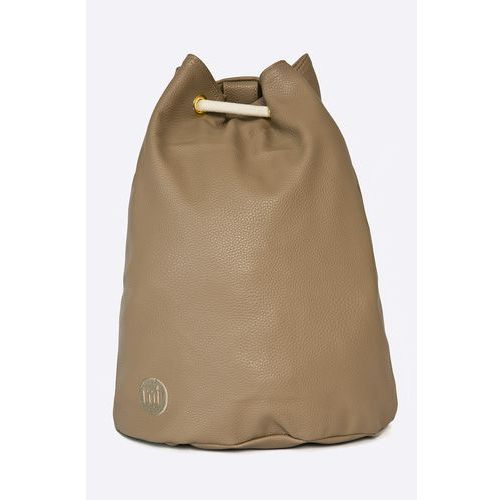 Mi-pac - plecak gold swing bag - tumbled cream
