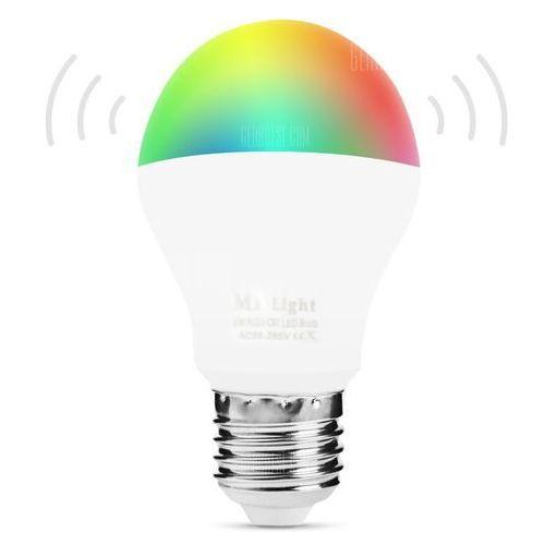 Milight E27 6W 2.4Ghz Wireless RGBW Dimming LED Bulb ()