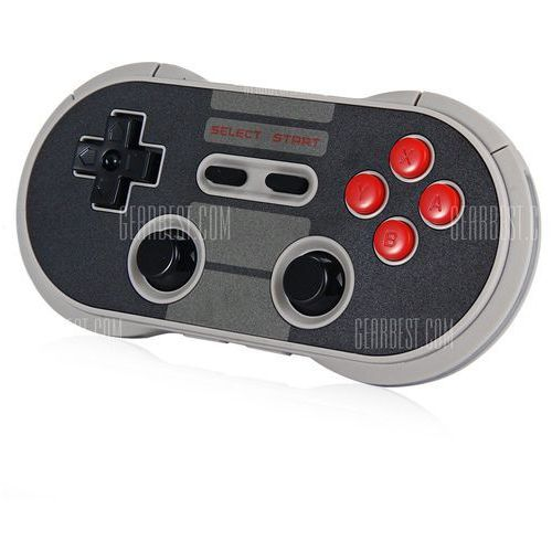 8bitdo nes30 pro wireless bluetooth game controller marki Gearbest